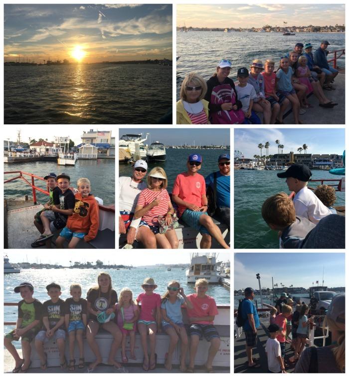 Ferry to Balboa