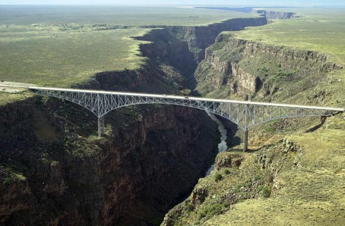 Rio Grande Gorge Bridge. Taos News