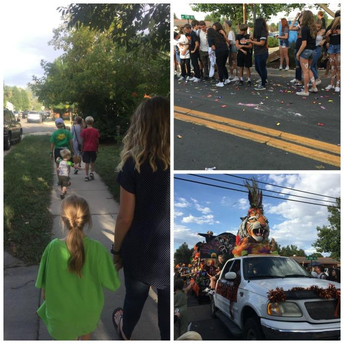 Erie Homecoming Parade