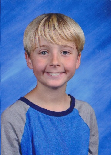 Josh 5th grade pic