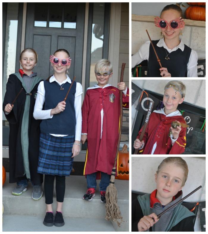 Banks Harry Potter Halloween