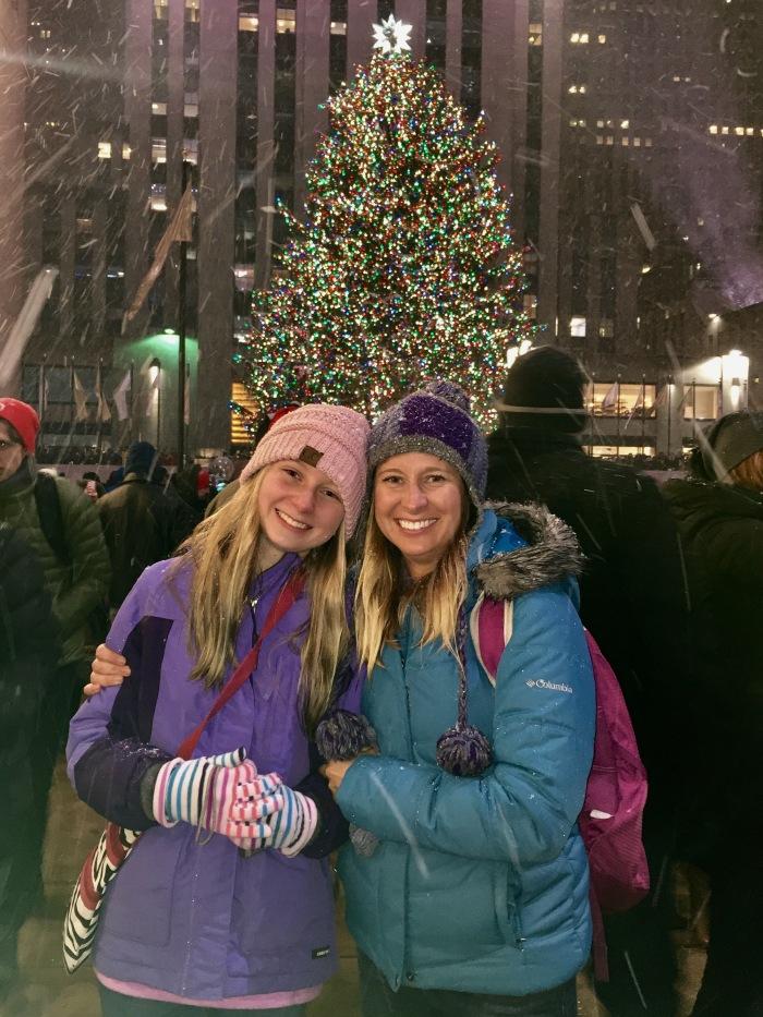 Favorite Rockefeller tree