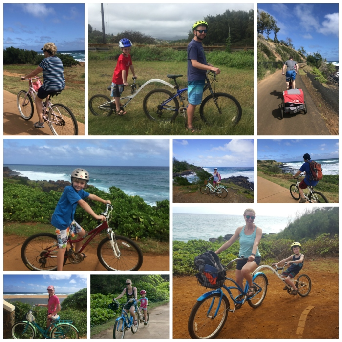 PicMonkey Collage Kapa'a Bike Trail
