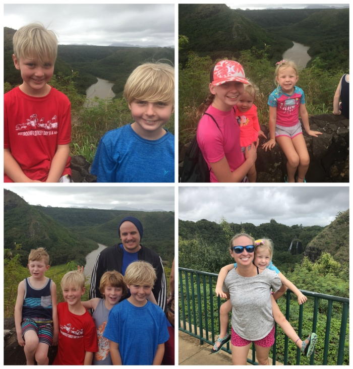 PicMonkey Collage Wailua Falls