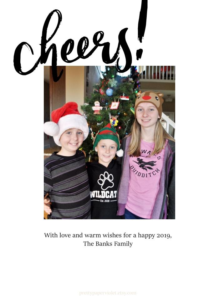 Christmas Card back 2018