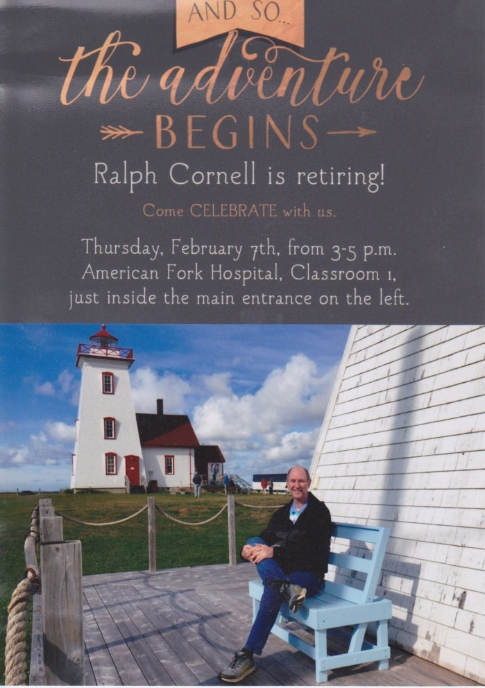 Ralph retirement invite